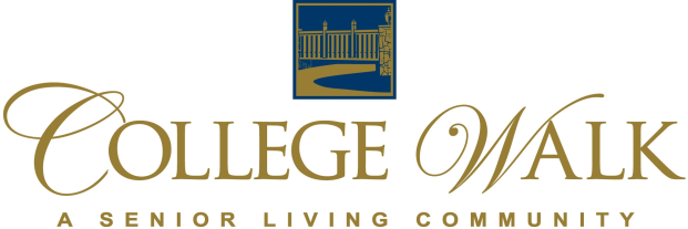 College Walk Retirement, A Senior Living Community, TCS Sponsor