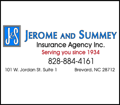 Jerome and Summey Insurance, TCS Supporter