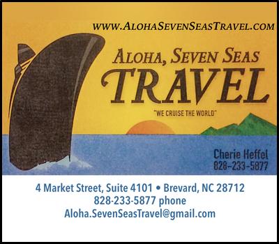 Aloha Seven Seas Travel, TCS Sponsor Spring 2019