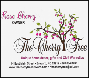 The Cherry Tree — Sponsor of Transylvania Choral Society